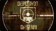 NAZI ZOMBIES DEADSHOT PERK A COLA MINI A4 POSTER BLACK OPS CALL OF DUTY