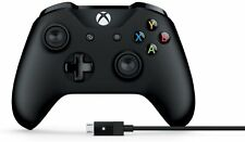 Microsoft Xbox One s Wireless Controller + Cable for Windows
