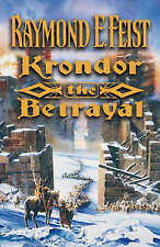 Krondor: The Betrayal by Raymond E. Feist Large Hardcover 20% Bulk Book Discount