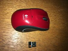 Logitech M505 Wireless Laser Mouse With Unifying USB Receiver - Works great!