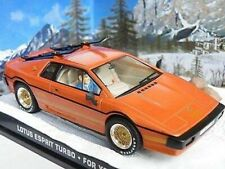 LOTUS ESPRIT JAMES BOND MODEL CAR FOR YOUR EYES ONLY 1:43 SCALE IXO EAGLEMOSS K8