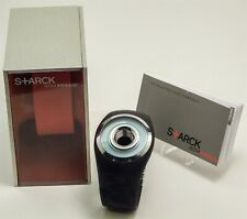 PHILIPPE STARCK With Fossil Black O Ring Wrist Watch PH1085 Museum Box NEW