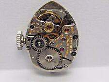 Antique Lds Le Coultre Watch Movement  17jewels. 15 x12 mm #K840.#1474691..
