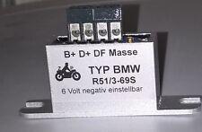 6 V Regler Lichtmaschinenregler   BMW R51/3-69S