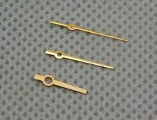 Luminous Gold color watch hands fit ETA 2824/2836/2834 Movement P387