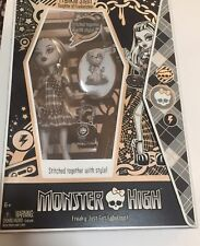 WOW!!! Sealed Monster High Exclusive Black & White Frankie Stein Doll 5,000 Made