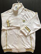 Jordan Zip-Up Track Jacket Old School Apparel Retro Vintage Deadstock L Large
