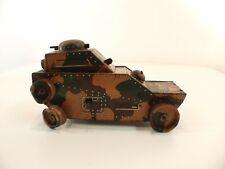 Vb Consistometer 50VB Tank Old Tin Clockwork Sheet Metal Engine To Key 15,5 CM