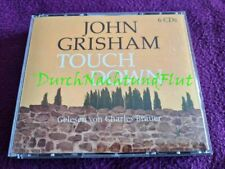 CD HÖRBUCH ROMAN   JOHN GRISHAM   TOUCHDOWN