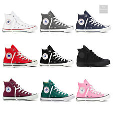 converse donna all star rosse alte