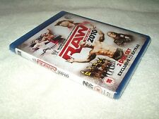 Blu Ray Wrestling WWE The Best Of Raw 2010