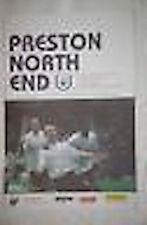 Preston Norte Extremo V Watford Programa 28th Oct 2008