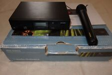 Audio Technica 2000 Series Wireless Handheld Microhopone System