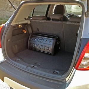 For TOYOTA Car Trunk Cargo Travel Foldable Storage Organizer Bag Box