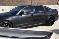 AUDI A6 C7 RS Stil Slim Heck Autospoiler Lippe Bodykit Limousine tailgate abriss