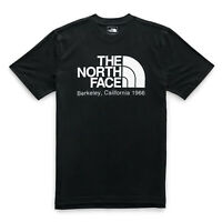 The North Face Mens Westbrae Short-Sleeve Tee T-shirt - TNF Black