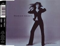 Mariah Carey ‎Maxi CD Fantasy - Europe (EX/M)