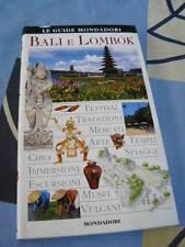 Bali e Lombok Le Guide Mondadori