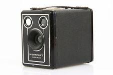 Kodak six-20 Brownie 'd boxkamera en el formato 6x9