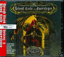 Trash Clash vol. 3 CD 2008-Blood exil vs sacrilegio