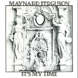 Maynard Ferguson - It's My Time - Stereo Audio Cassette Tape Columbia (1980)