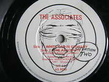 The associates -  White car in germany –