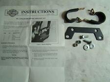 EPS15740 NEW Harley FXR oil cooler mounting bracket kit 62411-85 motor parts NOS