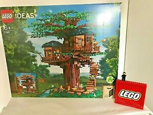 ⭐️ Lego 21318 Ideas Tree House (21318) BRAND NEW Sealed in Box  🟥🌳🏡