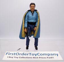 "Star Wars Black Series 6"" Lando Calrissian Loose Figure COMPLETE"