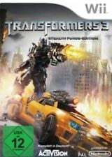 Nintendo wii transformers 3 stealth force Edition Allemand NEUF