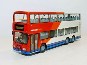 NORTHCORD CMNL LEYLAND OLYMPIAN SOUTH WEST TRAINS 1/76 HKBUS2008 UNBOXED