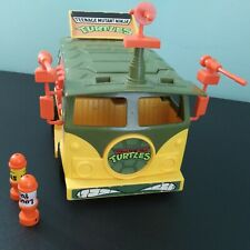 New ListingTeenage Mutant Ninja Turtles Party Wagon 1989 - Vintage Complete Tmnt