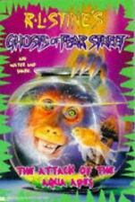 Ghosts of Fear Street: The Attack of the Aqua Apes No. 3 by R. L. Stine (1995, P