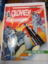 GILGAMESH - VERSO UNA META - EURACOMIX n. 68 - 1994-fumetto d'autore