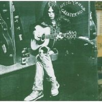 NEIL YOUNG - GREATEST HITS CD + DVD ROCK 16 TRACKS NEW
