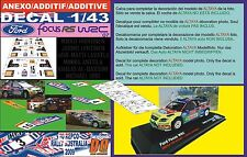 ANEXO DECAL 1/43 FOCUS HIRVONEN/LATVALA/QASSIMI R.AUSTRALIA 2009 1st/4th/19 (02)