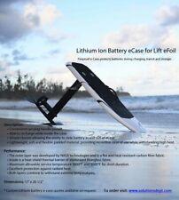 LIFT eFoil Lithium Ion battery case