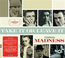Take It or Leave It 0698458061027 by Madness CD With DVD