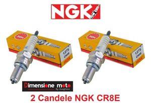 CANDELA ACCENSIONE NGK DPR8EA-9 COMPATIBILE CON KAWASAKI VN CLASSIC D1-D2 1500 1996  1997