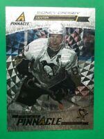 2011-12 Panini Team Pinnacle #6 Sidney Crosby & Jonathan Toews Foil Insert SP