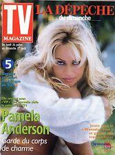 Mag raro TV REVISTA 1999: PAMELA ANDERSON