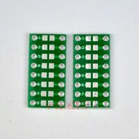 5pcs SMD/SMT Components 0805 0603 0402 to DIP Adapter PCB Board Converter F41