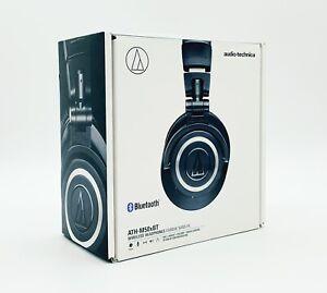 Audio-Technica ATH-M50xBT Bluetooth Wireless Over-Ear Headphones - Black