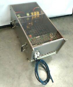 KIMO US6/KT2 PLC Controlled Power Converter, 6x 4Q 0-20VDC 10A, Ø3 220-480VAC
