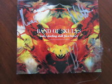 BAND OF SKULLS  Baby Darling  cd  AUTOGRAPHED