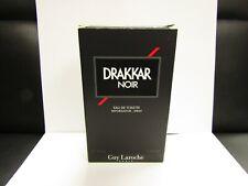 GUY LAROCHE - DRAKKAR NOIR - EAU DE TOILETTE SPRAY FOR MEN - EDT 100ml