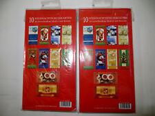 20 Weihnachtskarten mit Umschlägen, Karten, Doppelkarten, Glückwunschkarten