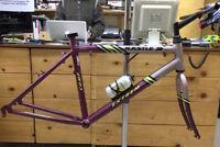 "Telaio bici MTB 26"" KASTLE EXTREME COMP"