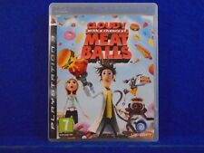 *ps3 CLOUDY WITH A CHANCE OF MEATBALLS (NI) Action Packed Game Playstation PAL