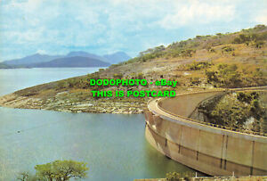 L170493 Rhodesia. Lake Kyle and Dam Wall. Fort Victoria. Big Game